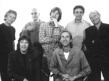 Genesis at Heathrow 11th May 98 - Click here to enlarge