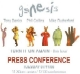 Genesis, Oct 2006 - press conference